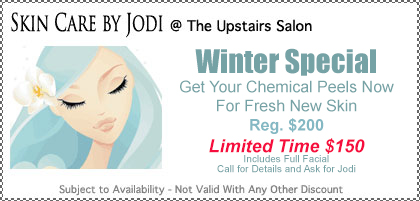 Skin Care by Jodi Winter Coupon